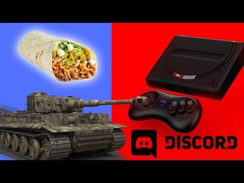New 1080P Sega Console. Discord Store Opens & Boomer Reviews Post Scriptum