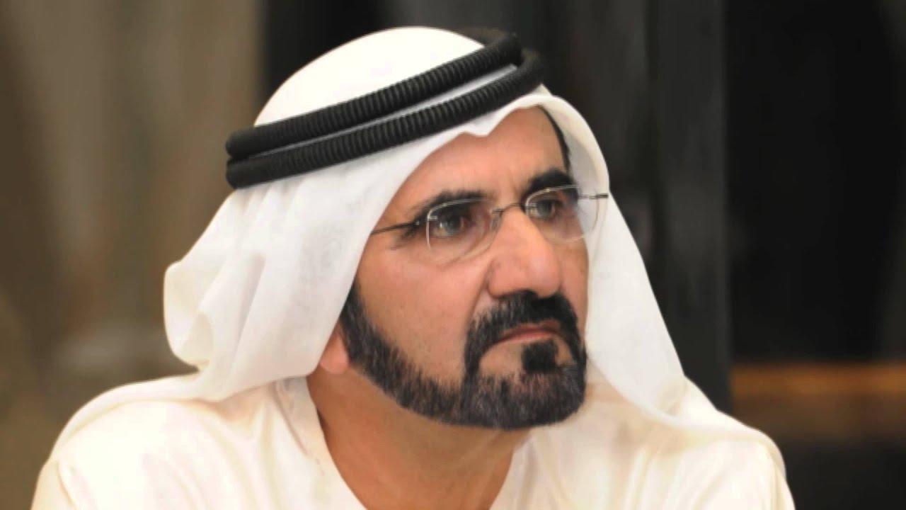 Shiekh Mohammed bin Rashid Al Maktoum [image