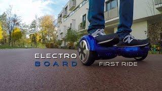 electro board - der neue Fahrspaß mal getestet