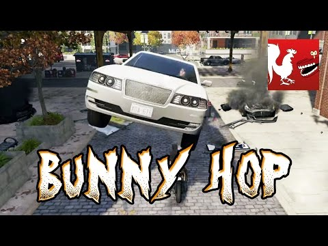 Things to do in Watch Dogs - Bunny Hop