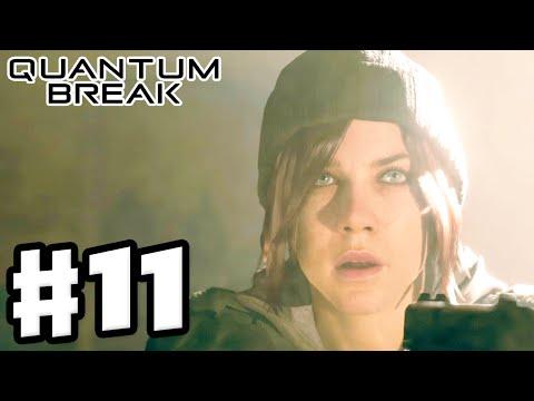 Quantum Break - Gameplay Walkthrough Act 4 Part 3 - Swimming Pool 2010 (Xbox One)