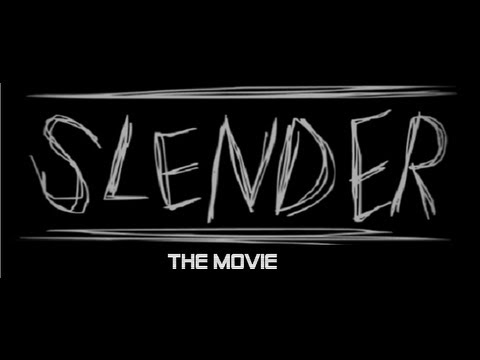 Slender Trailer; The movie 2012