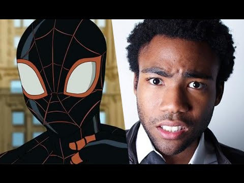 Donald Glover Cast As Miles Morales In Disney's Ultimate ...