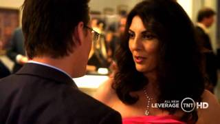 Leverage Ladies: Sophie & Parker - Sexy, Naughty, Bitchy