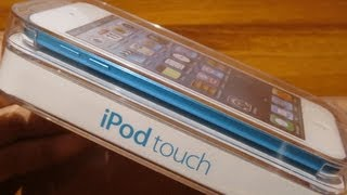 Unboxing iPod Touch 5G ESPAÑOL (HD)