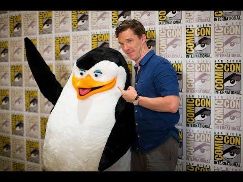 Comic-Con: Benedict Cumberbatch greets fans