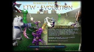 Warcraft 3   Line Tower Wars - Evolution v1.67   Intense Game