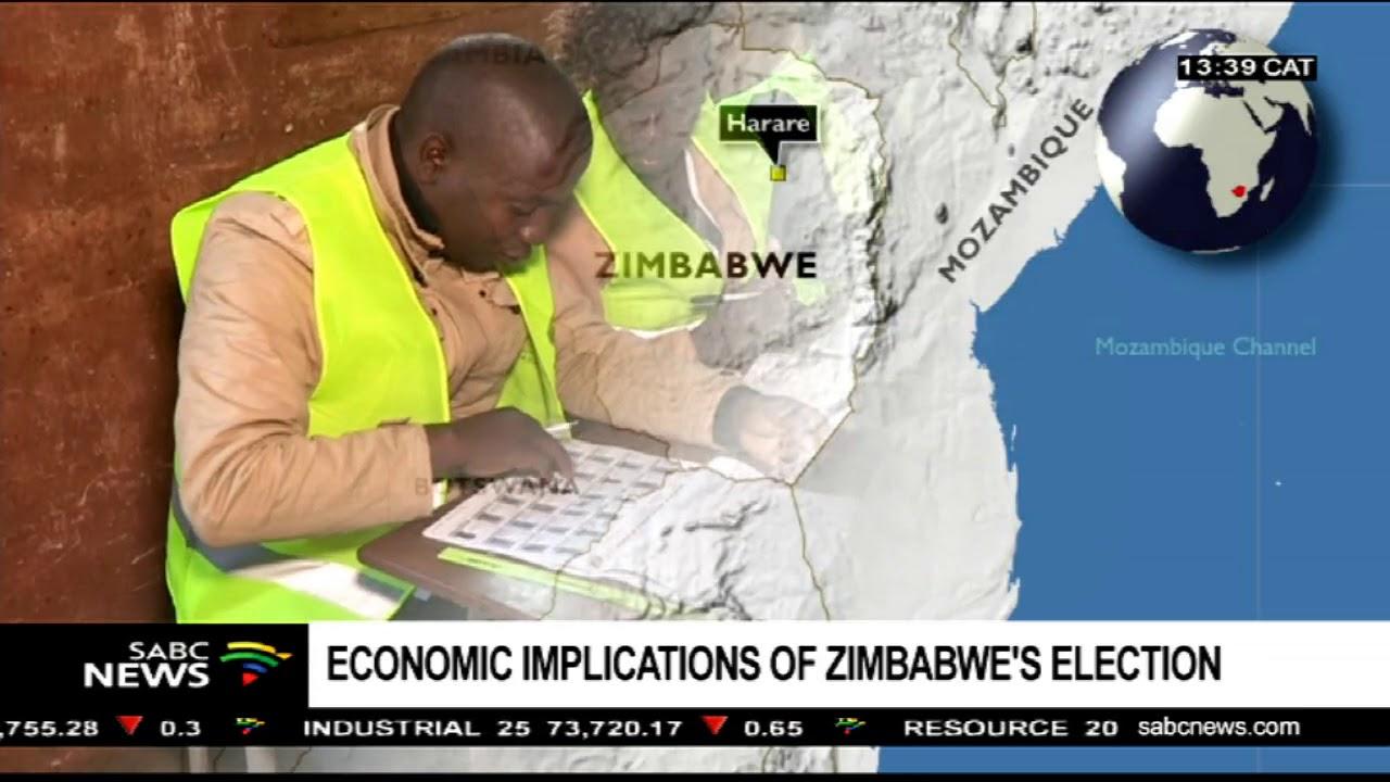 Economic implications of Zimbabwe election: Dr. Godfrey Hove