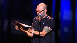 David Cross - An Existence Predicated Upon Manufactured Necessity