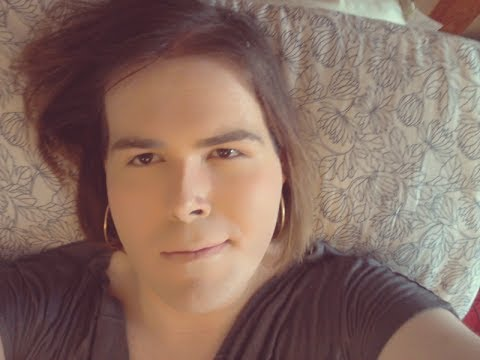 Male To Female Transgender Transition Vlog 32  Makeup Tips Needed