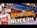 New King Alice !!! 1 vs 5 No Problem !!! Boss.Soloz Alice Mnegganas !!! Mobile Legends