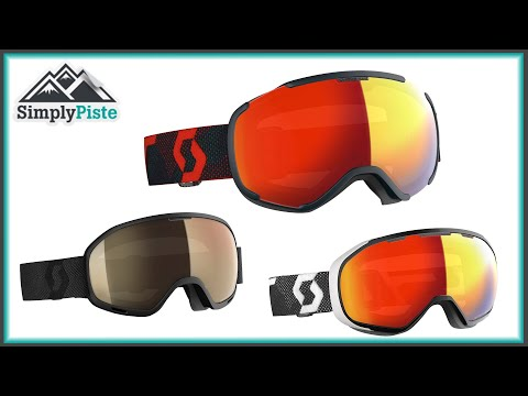 How to choose the right ski goggles - www.simplypiste.com