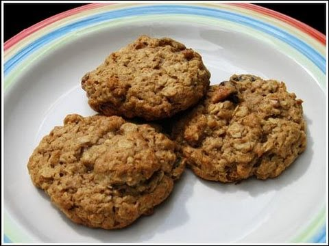 Healthy Oatmeal Protein Cookies - Lean Body Lifestyle
