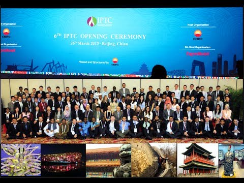 6th IPTC Education Week , Beijing China