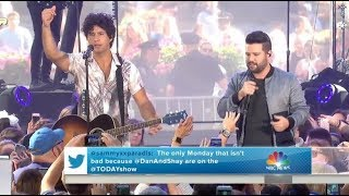 Download Lagu Dan & Shay   |   Tequila (Live On TODAY, June 25, 2018) With Lyrics Gratis STAFABAND