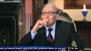مقطع من شاهد على العصر-أحمد المستيري-5/1/2014