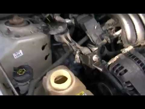 Heater core flush. No Heat. How I fixed mine. Ford Taurus and maybe other Cars and SUV'S - PART 1