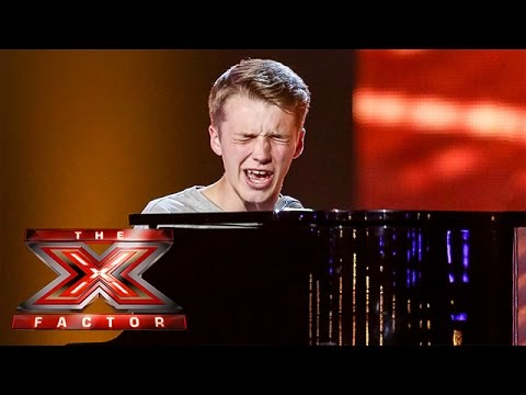Joe Slater   Boot Camp Preview   The X Factor UK 2014