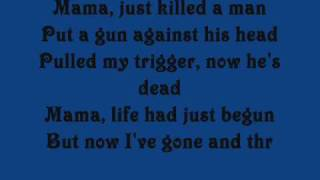 Queen- Bohemian Rhapsody |With Lyrics|