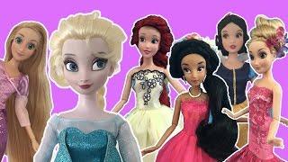 Disney Movies Full Movies in English - Disney Princess Dolls Movies Full in English!