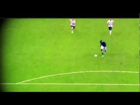 Mario Balotelli Golazo - Italy v Germany Euro 2012