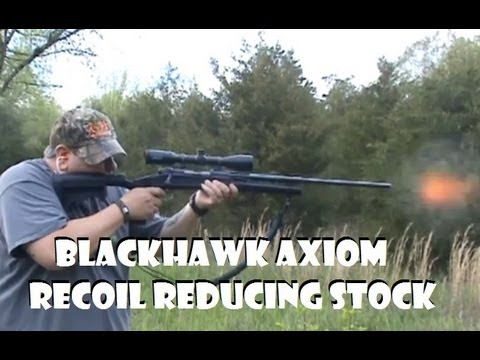 Blackhawk Axiom Recoil Reducing Rifle Stock Remington 700. 30-06