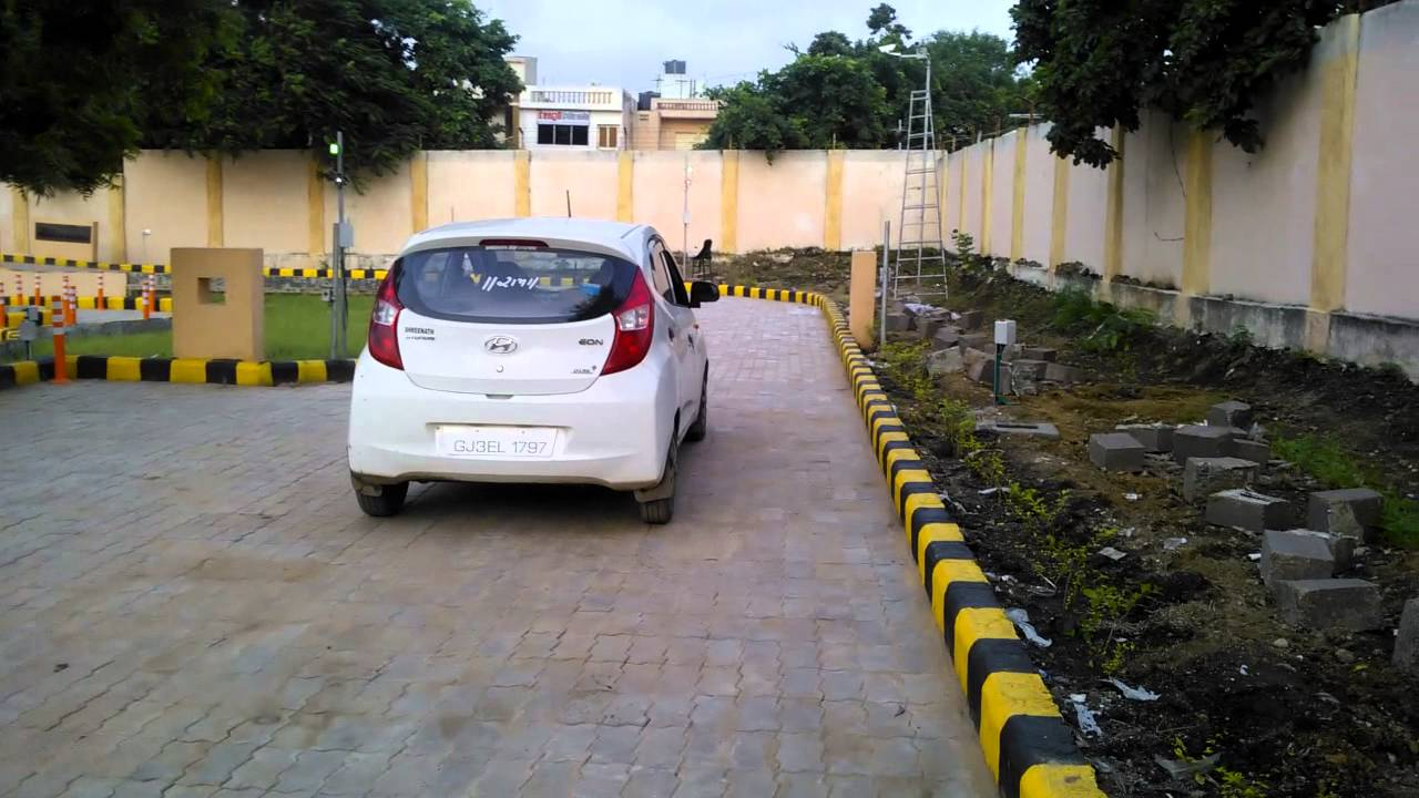Rto Driving Rto Rajkot Driving Test Track1