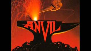 Watch Anvil Hot Child video