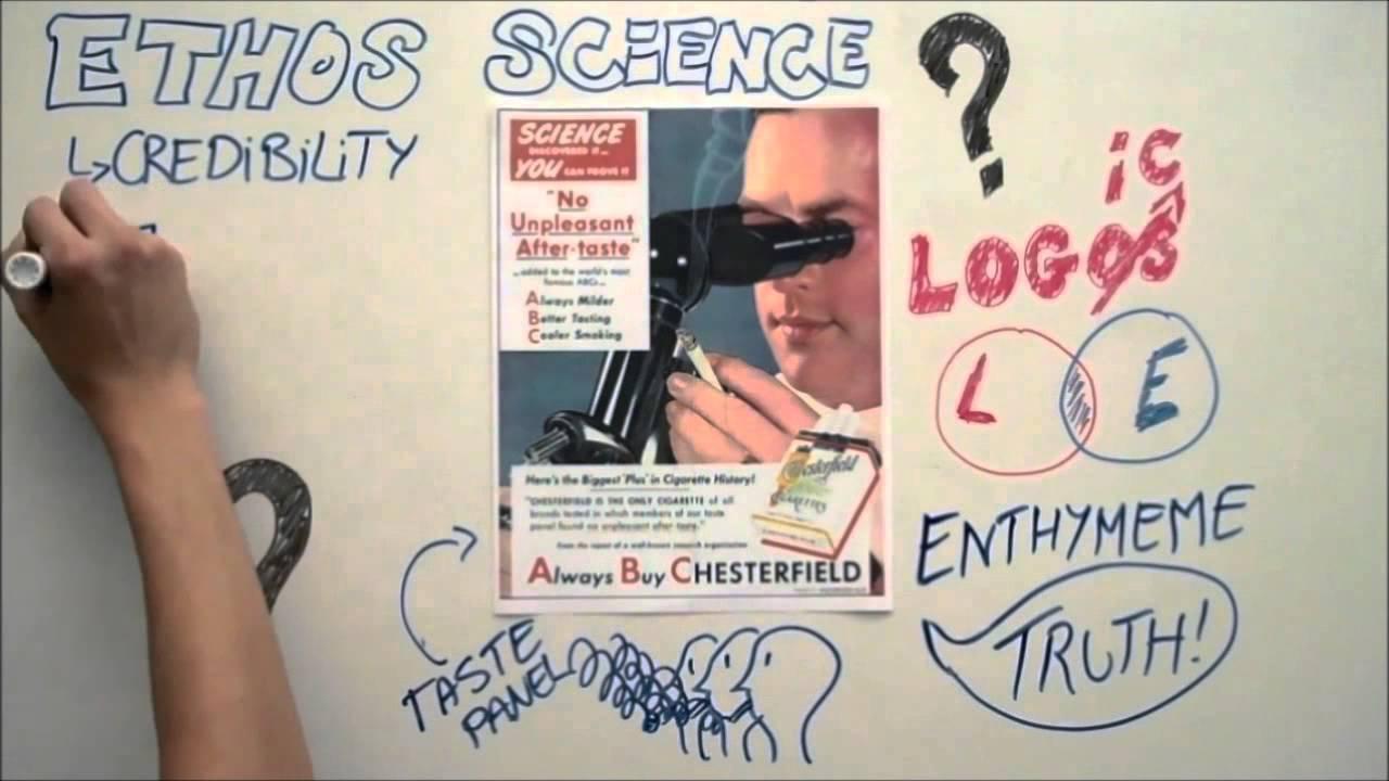 Rhetorical Analysis of Vintage Smoking Ads - YouTube