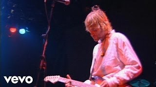 Клип Nirvana - Blew (live)