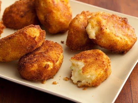 Potato Croquettes Recipe    1,000 Facebook Likes Special