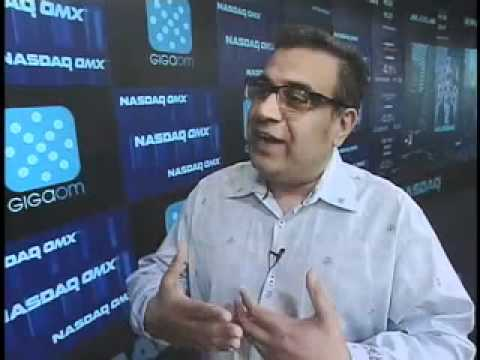 Nasdaq interview with Om Malik