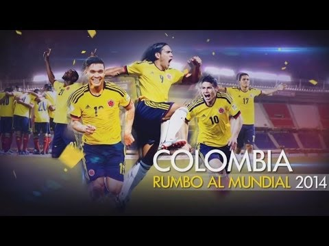 Colombia Rumbo a Brasil 2014-Cali & el Dandee (HD-1080p)