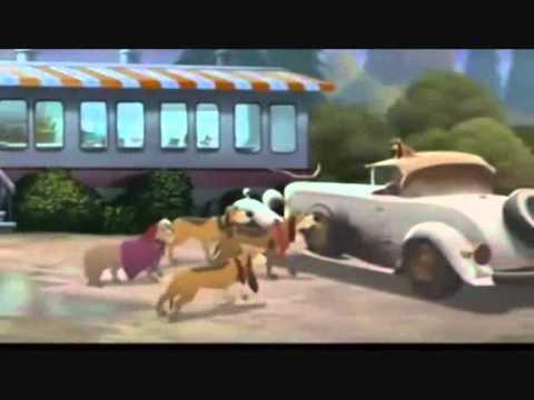 Trailer animali dei caraibi