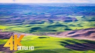 "4K Nature Documentary ""Beautiful Washington"". Episode 6 - Trailer"