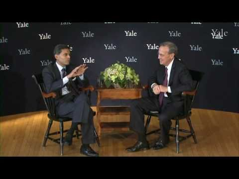 Richard Levin Interviews Fareed Zakaria