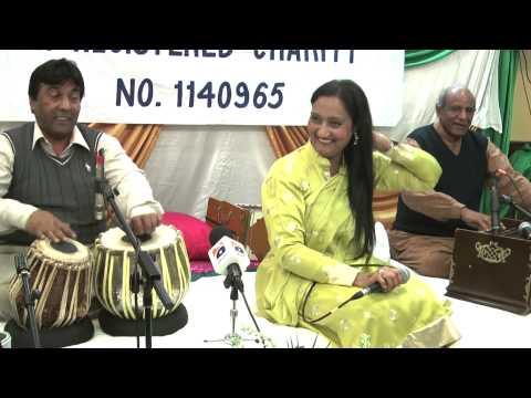 Sanu Nehar Wale Pul te Bula ke singer Kanwal Naseer