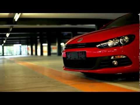 VW Scirocco, промо