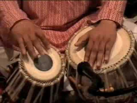 Tabla Lesson #5 (with Debu Nayak) - Rela video