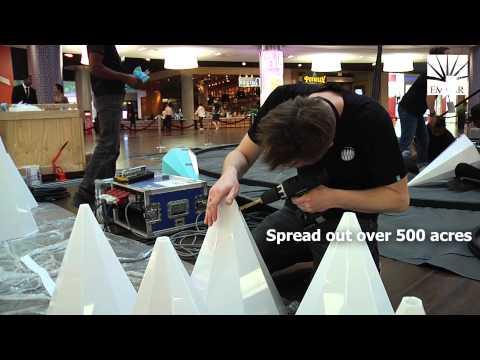 Behind the scenes video: Dubai Festival of Lights 2014