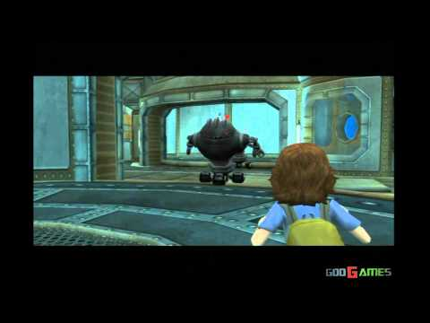 Zathura - Gameplay Xbox (Xbox Classic)