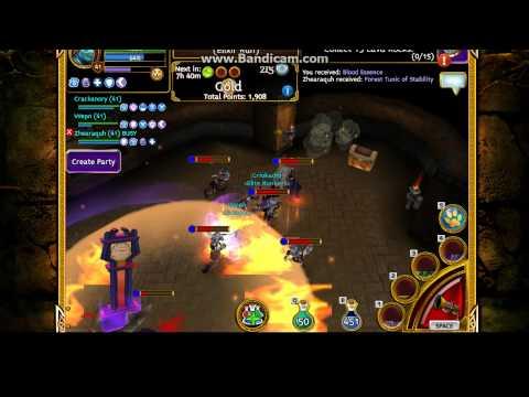 Arcane legend:Farm energy/ice dragon scales at WT4