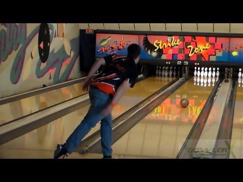 DV8 Thug Bowling Ball Video Review - BowlerX.com