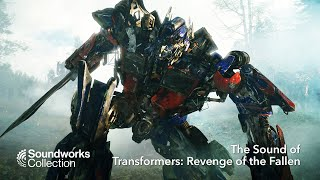 SoundWorks Collection - The Sound of Transformers: Revenge of the Fallen