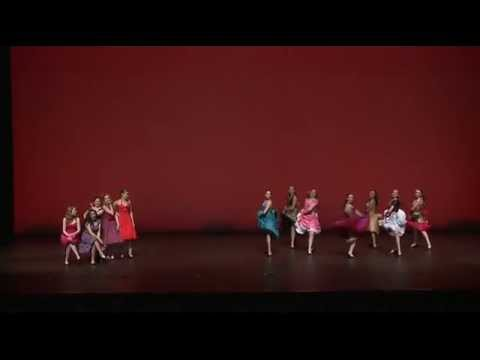 "The Dallas Conservatory performs ""America"" from West Side Story"