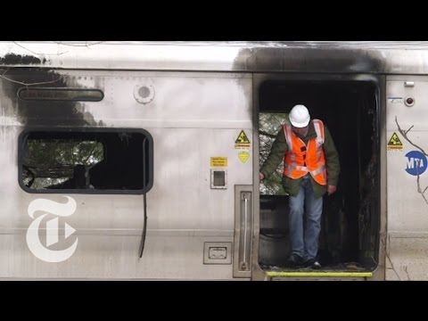 Passenger Describes Metro-North Railroad Crash | The New York Times