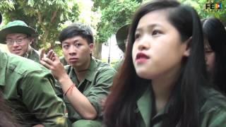 Những hình phạt quân sự dành cho sinh viên
