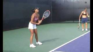 Lilia Osterloh practice services in Miami 2008
