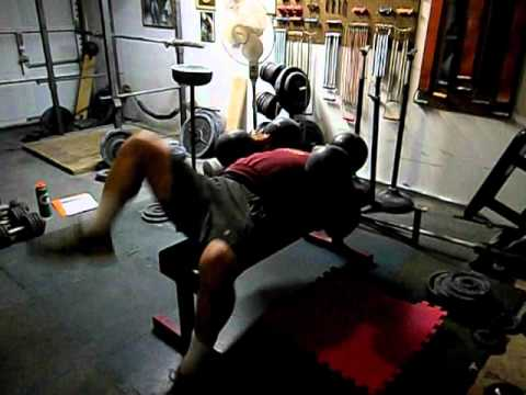 Globe DB Bench Press