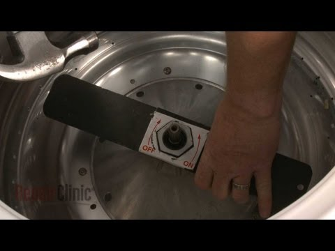 Tub Nut Wrench - GE Washer